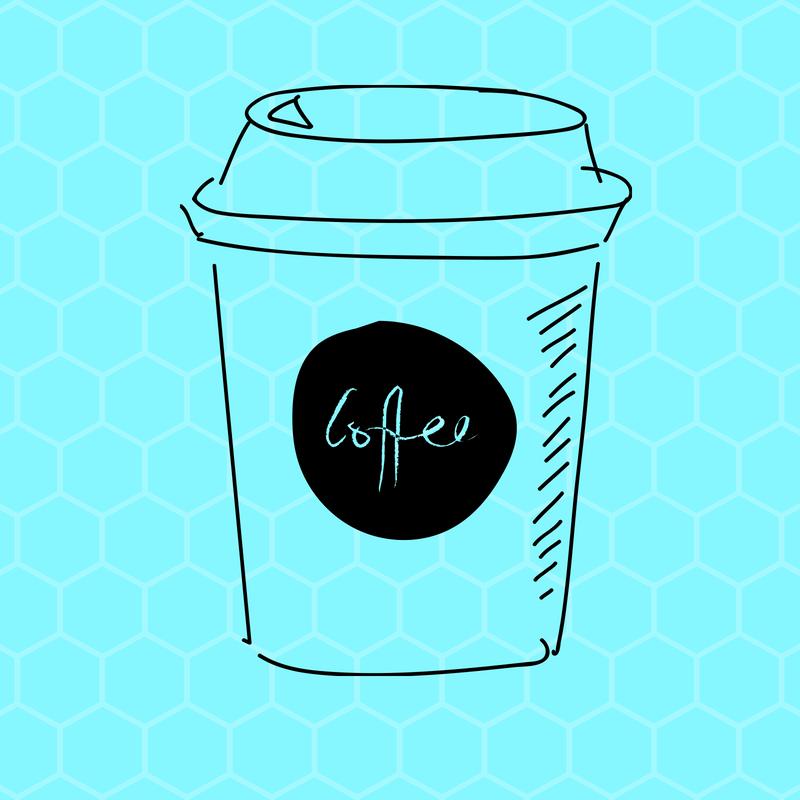 take away coffee cup